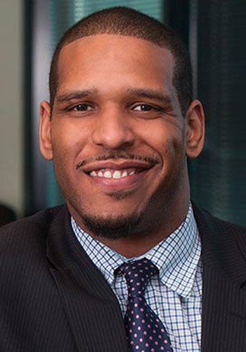 Gino Brogdon Jr., Mediator, Atlanta, Georgia.